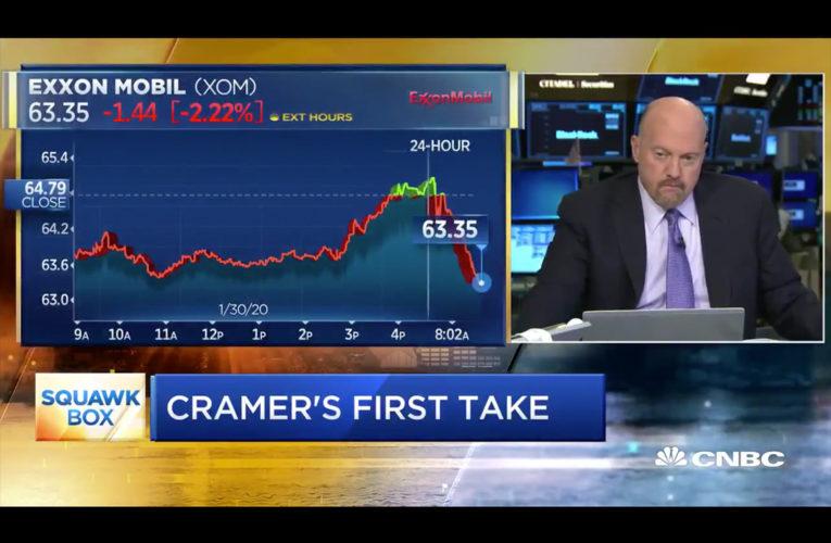 Depression Ahead: Cramer's 'Mad Money' Recap