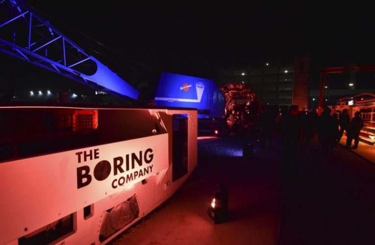 Elon Musk's Boring Company completes second tunnel in Las Vegas